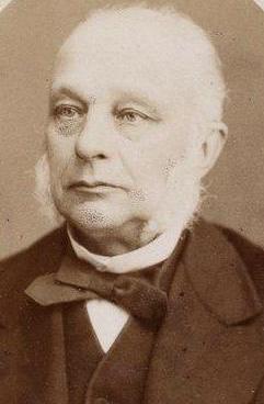 Jacob Kuyper, des lands belangrijkste kartograaf in de 19e eeuw en uw gastheer op atlasenkaart.nl